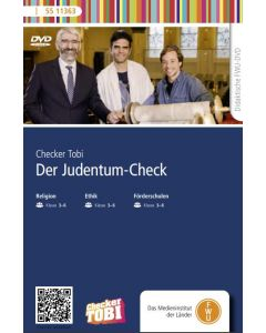 "DVD ""Der Judentum-Check"""
