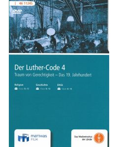 "DVD ""Der Luther-Code 4"""
