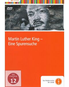 "DVD ""Martin Luther King - Eine Spurensuche"""