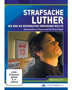 "DVD ""Strafsache Luther"""