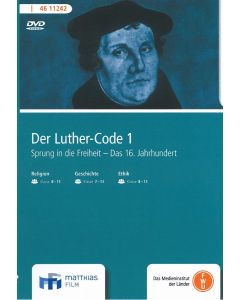 "DVD ""Der Luther-Code 1"""