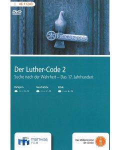 "DVD ""Der Luther-Code 2"""