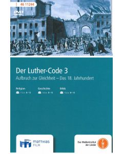 "DVD ""Der Luther-Code 3"""