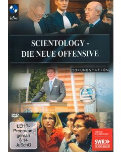 "DVD ""Scientology - Die neue Offensive"""