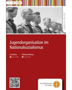 "DVD ""Jugendorganisation im Nationalsozialismus"""
